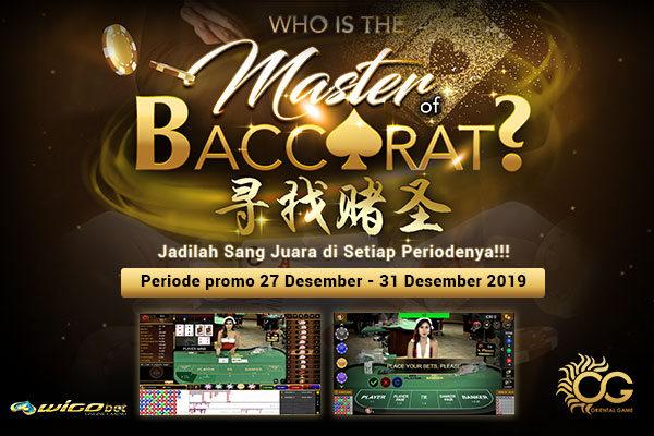Master Of Baccarat